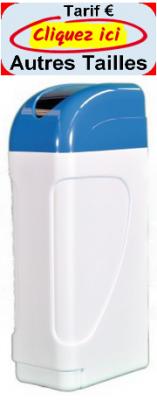 Adoucisseur d eau austin volumetriquemonobloc avec fleck 5600 sxt electronique by pass double securite mixing 1