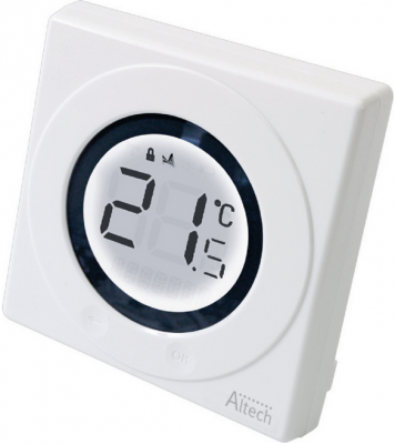 Altech thermostat electronique tactile 2 fils althc320