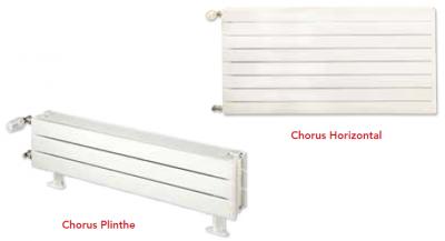 Catalogue radiateur decoratif chorus finimetal