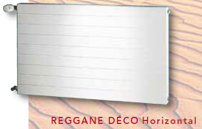 Radiateur for Finimetal reggane deco