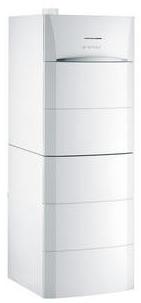 Chaudiere gaz modulens g agc de 10 a 35kw v a condensation avec ballon ecs 160 sl de dietrich