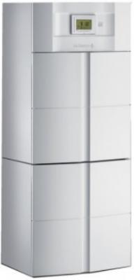 Chaudiere gaz twineo egc 25 au sol condensation avec preparateur d eau chaude sanitaire 100l de dietrich