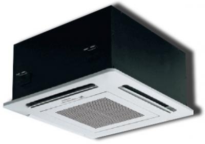 Console cassette plafond a 4 voies fixe reversible pour groupe multi split hitachi 600 x 600 type rai qpb