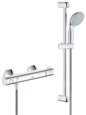 Grohe grohtherm 800 robinetterie de douche thermostatique 34565000