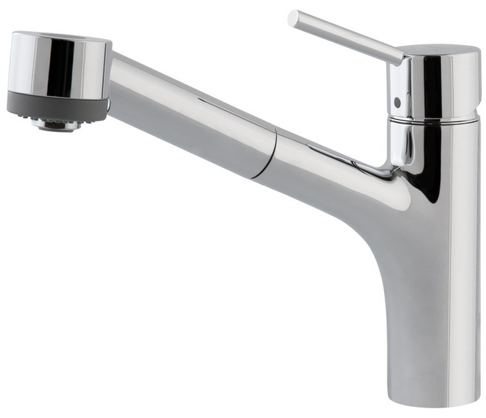 Hansgrohe Talis S Mitigeur Dévier Douchette Extractible 32841000