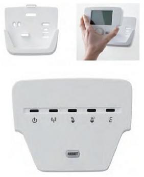 Interface de commande 5 led sans fil pour luna platinum hte