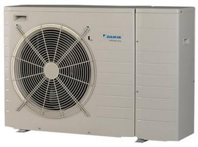 Pompe a chaleur air eau monobloc basse temperature daikin altherma 5kw
