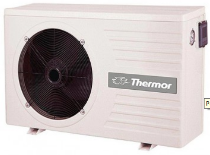 Pompe chaleur pour piscine thermor a romax for Pompe piscine chauffe