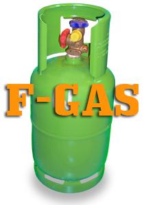 Reglementation f gas pour manipulation de fluides frigorigenes