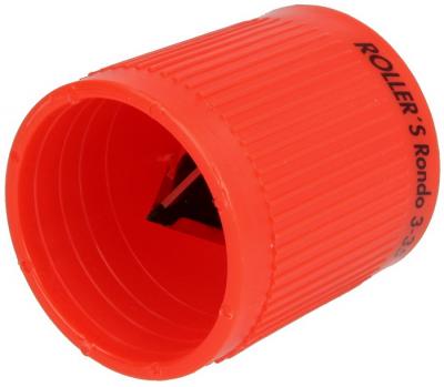 Roller s ebavureur rondo 3 35 mm pour exterieur et interieur