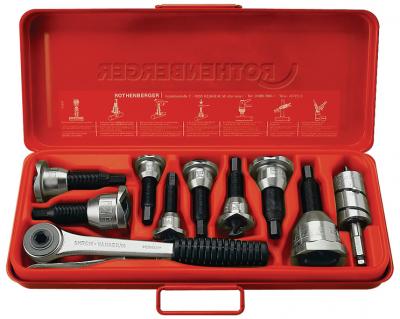 Rothenberger coffret piquage d12 14 16 18 22mm ref 22109