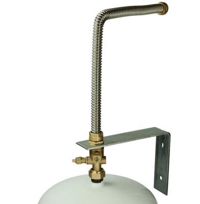 Set de raccordement pour vase solaire fixation flexible 0 5 m 34