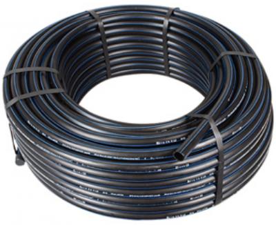Tuyau pe o 25 x 2 3 mm rouleau de 100 m norme iso pn 6 souple noir