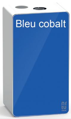 Unical chaudiere murale gaz a condensation ventouse chauffage ecs instantanee unik one bleu cobalt