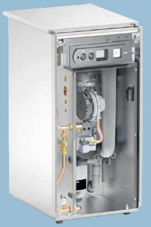 unical chaudi re sol gaz condensation chauffage seul korvett r28. Black Bedroom Furniture Sets. Home Design Ideas