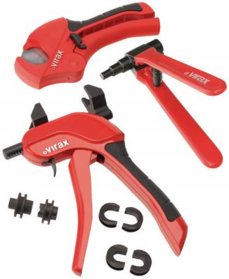 Virax coffret coffret mini sertisseuse axiale 12 16 20 et pc32 253361